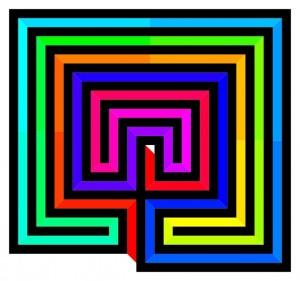 Cretan-labyrinth